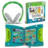 LeapFrog LeapStart Interactive Learning System Kindergarten & 1st Grade For Kids Ages 5-7, W Headphones & Level 2 Pre-K Activity Book, Life Skills, Fun Activity, Educational gift set