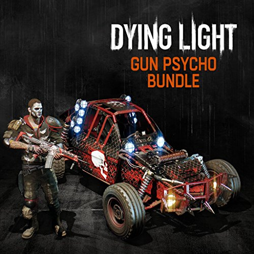 Dying Light: Dying Light Gun Psycho Bundle - PS4 [Digital Code] (Light Digital Download Ps4 Dying)