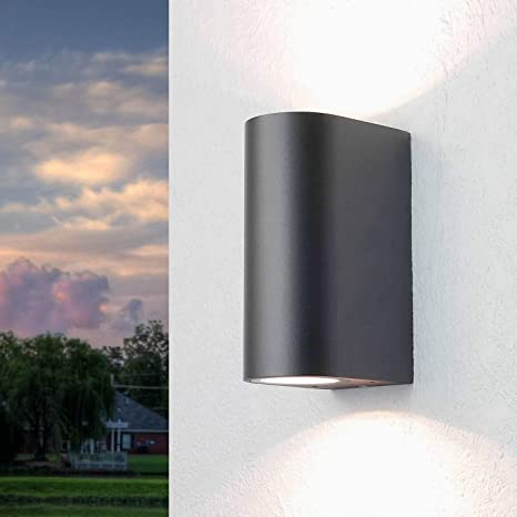 2x gu10 LED Faretti Giardino Giardino Lampada Pavimento FARETTO FARETTI LAMPADA ESTERNO ip65