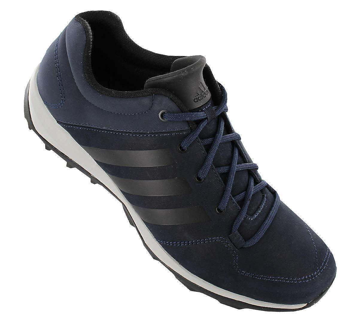 adidas Daroga Plus Lea B27272 Herren Schuhe Blau Gr. EU 39 1