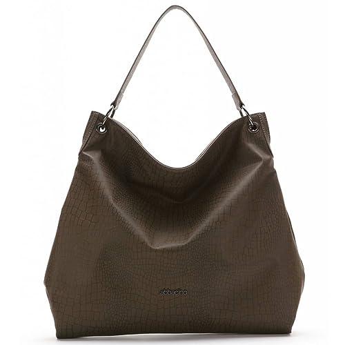 Shoppers y bolsos de hombro para mujer, color marrï¿œn ...