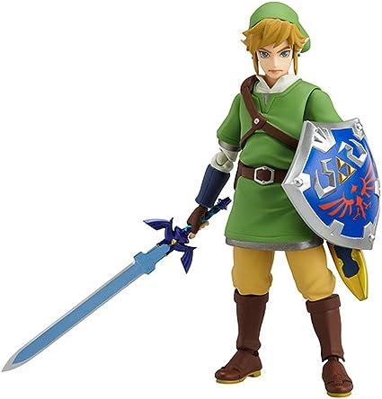 figma Nintendo The Legend of Zelda Skyward Sword Link Action ...