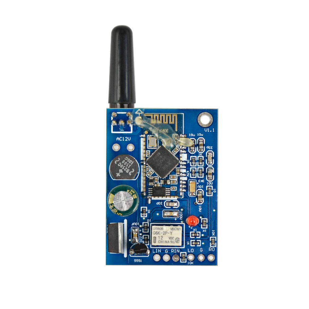 CSR64215 Bluetooth 4.2 APTX DAC Receiver Module Support Analog Input Output