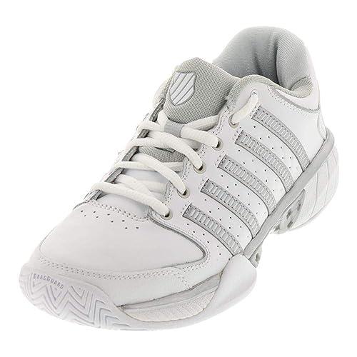 b35a64f1de9e5 K-Swiss Hypercourt Express Leather Womens Tennis Shoe