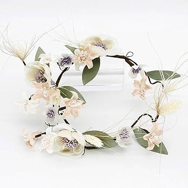 HJHY® Girlanden, Braut Kopfschmuck japanischen und koreanischen Stil ...