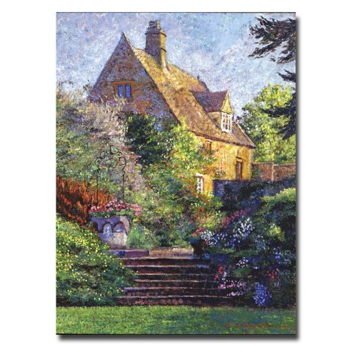 Majestic Impressions by David Lloyd Glover, 26x32-Inch Canvas Wall Art (David Lloyd Glover Garden)