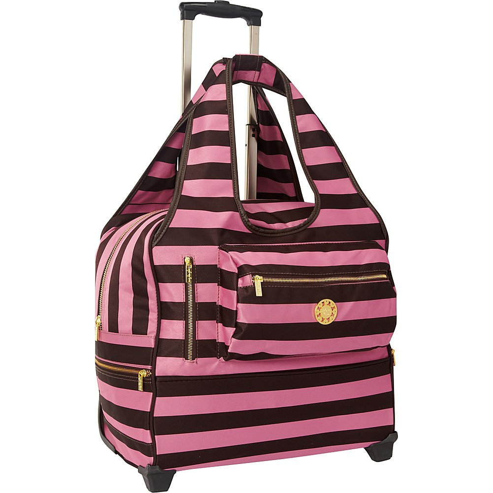 Sydney Love Day Trip Bag Carry On,Brown/Pink,One Size