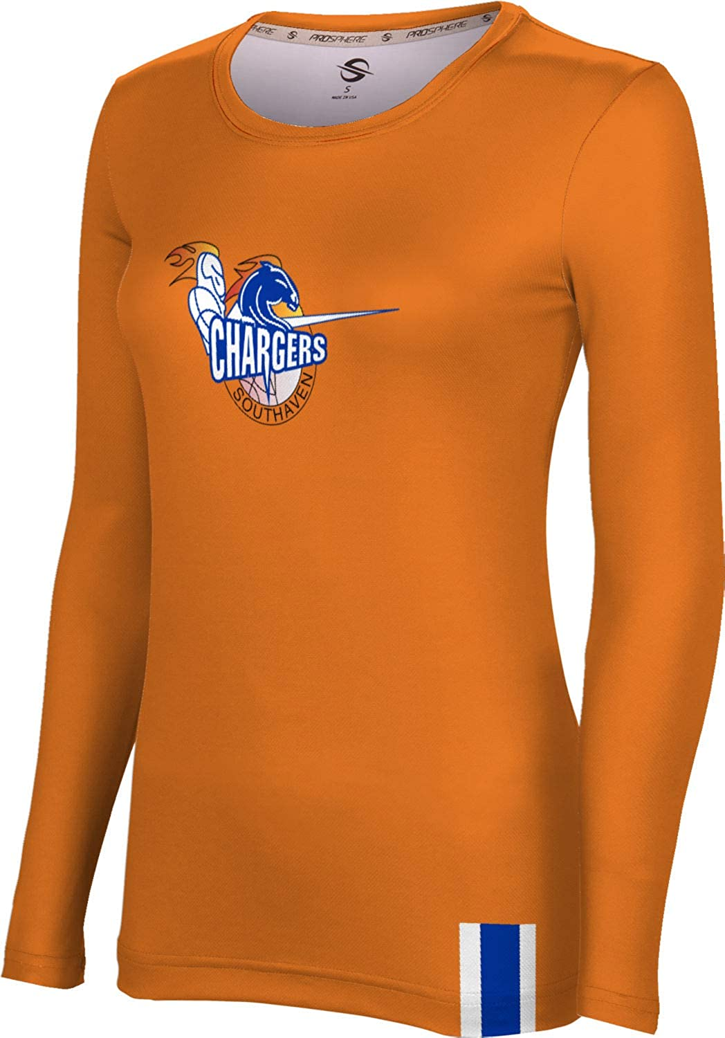 ProSphere Southaven High School Womens Long Sleeve Tee Solid