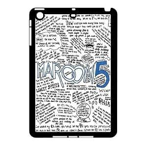 C-EUR Diy Case Maroon 5 Customized Hard Plastic Case For iPad Mini