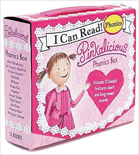 Pinkalicious Phonics 12 Book B...