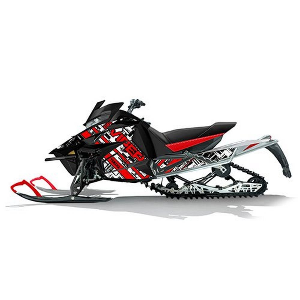 Yamaha NEW OEM SR Viper Snowmobile Urban Graphic Wrap