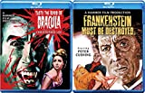 Hammer Horror Blu-ray Bundle - Taste the Blood of Dracula & Frankenstein Must Be Destroyed 2-Movie Set