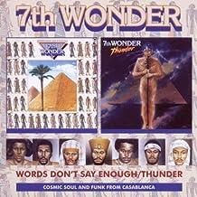 Words Dont Say Enough/Thunder