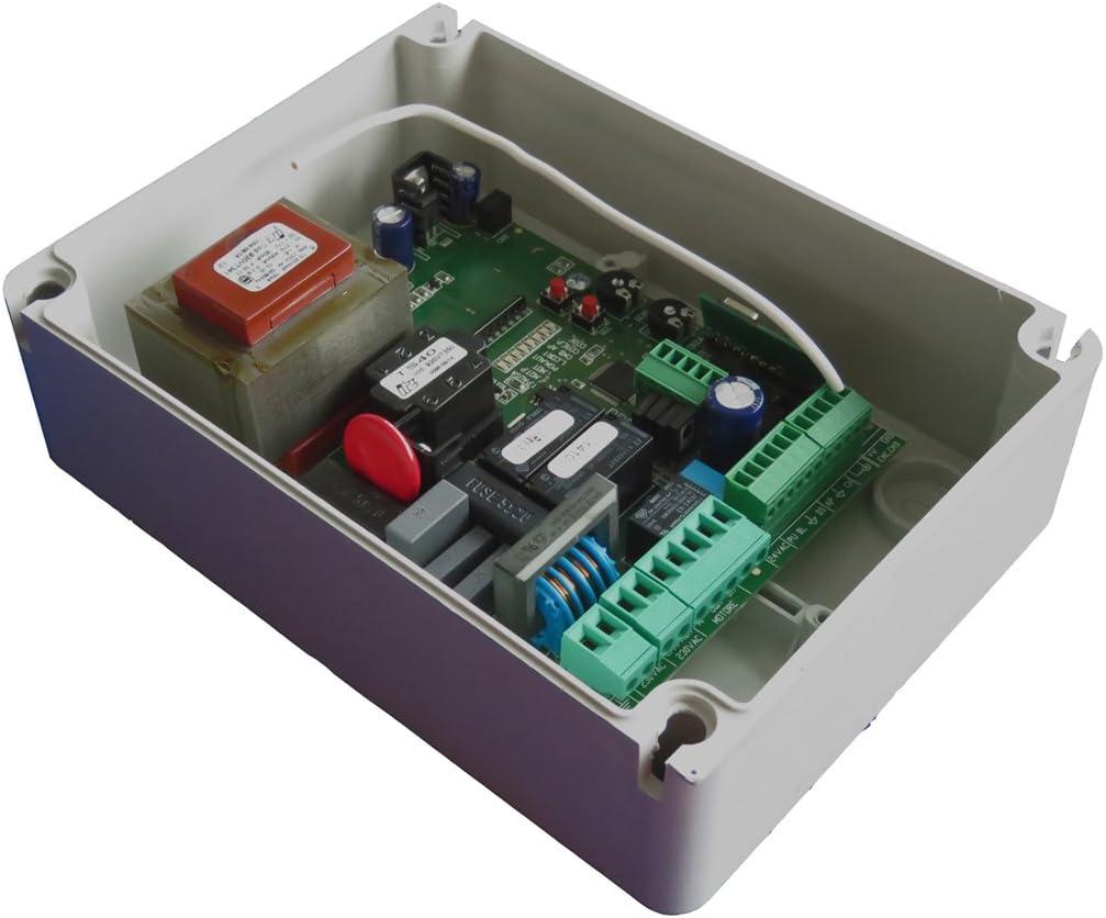 Seav LRS 2271 - Central electrónica para Puertas correderas ...