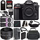 Nikon D500 DSLR Camera (Body Only) + Nikon AF NIKKOR 50mm f/1.8D Lens + Rechargable Li-Ion Battery + Home and Car External Charger + Sony 64GB SDXC Card + HDMI Cable + Remote + Flash Bundle?