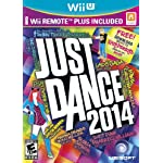 Just Dance 2014 Bundle with Wii Remote Plus Controller – Wii U