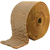 Tape Logic TLKIM64290MS Versa-Pak Cellulose Wadding for Moving and Packing, 270' L x 12'' W x 1/4'' H, 0.25'' Height, 12'' Width, 3240'' Length, Kraft (Pack of 4)