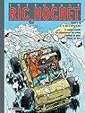 Ric Hochet l'Intégrale, Tome 18 : Le nombre maudit ; Le collectionneur de crimes ; L'homme de glace ; Silence de mort par Tibet