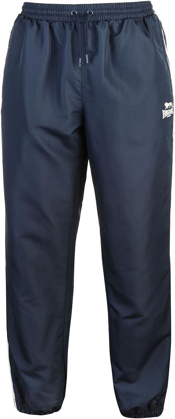 Lonsdale Hombre 2 Stripe Pantalones Deportivos De Chándal