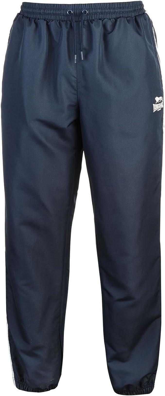 Lonsdale Hombre 2 Stripe Pantalones Deportivos De Chándal ...
