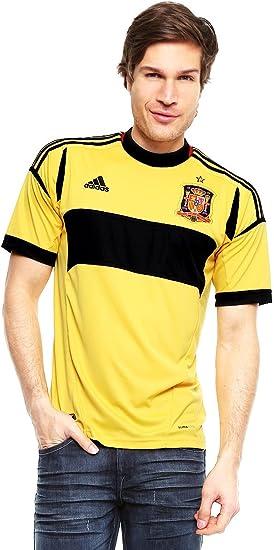 adidas Camiseta Portero España -2012-1ª equipación: Amazon.es: Deportes y aire libre