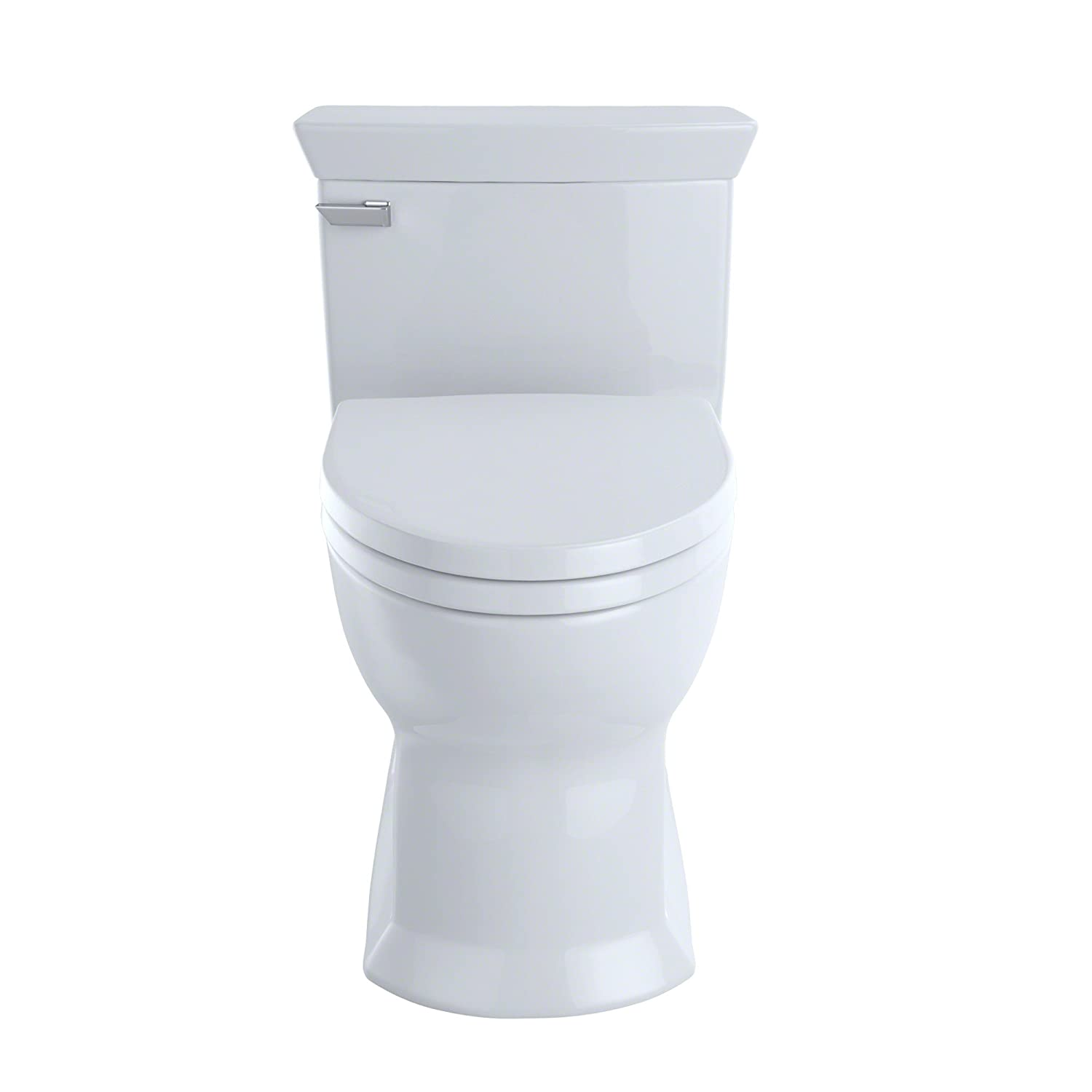TOTO MS964214CEFG#01 Eco Soiree Elongated One Piece Toilet with ...