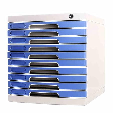 Cassettiere Per Ufficio Plastica.Wanli666 Cassettiera Di Stoccaggio In Plastica Cassettiera Per