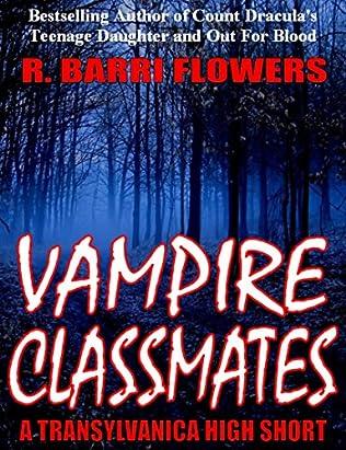 book cover of Vampire Classmates
