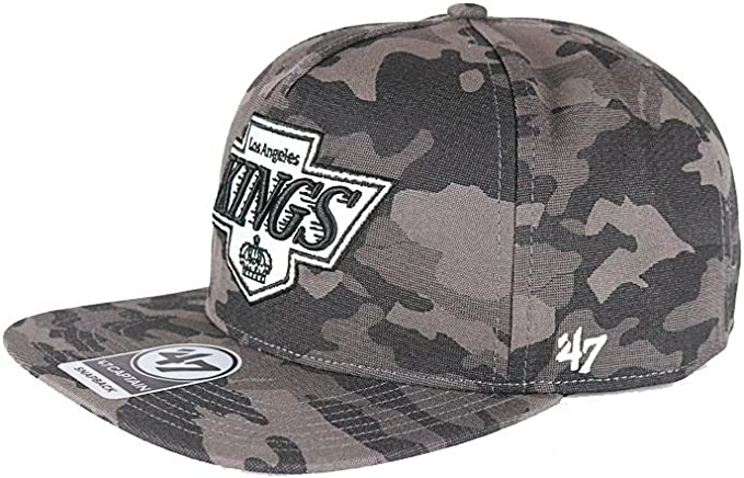 Gorra 47 Brand – Nhl Los Angeles Kings Vintage Captain Snapback ...