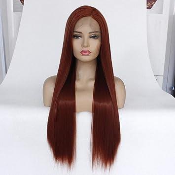 wig Pelucas Delanteras de Encaje para Mujeres, Cabello Humano ...