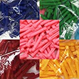 Knitting Loom Replacement Pegs, Loom Pegs, Lost Extra Pegs, 100 Pack (All 5 Colors)