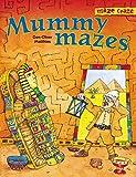 img - for Maze Craze Mummy Mazes book / textbook / text book