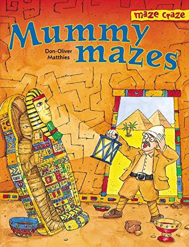 Maze Craze Mummy