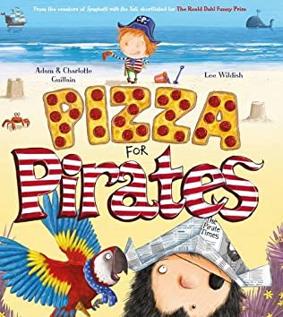 book cover of Pizza for Pirates