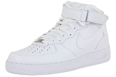 newest 3dc62 98c5d Nike Air Force 1 Mid 07, Baskets Hautes Homme
