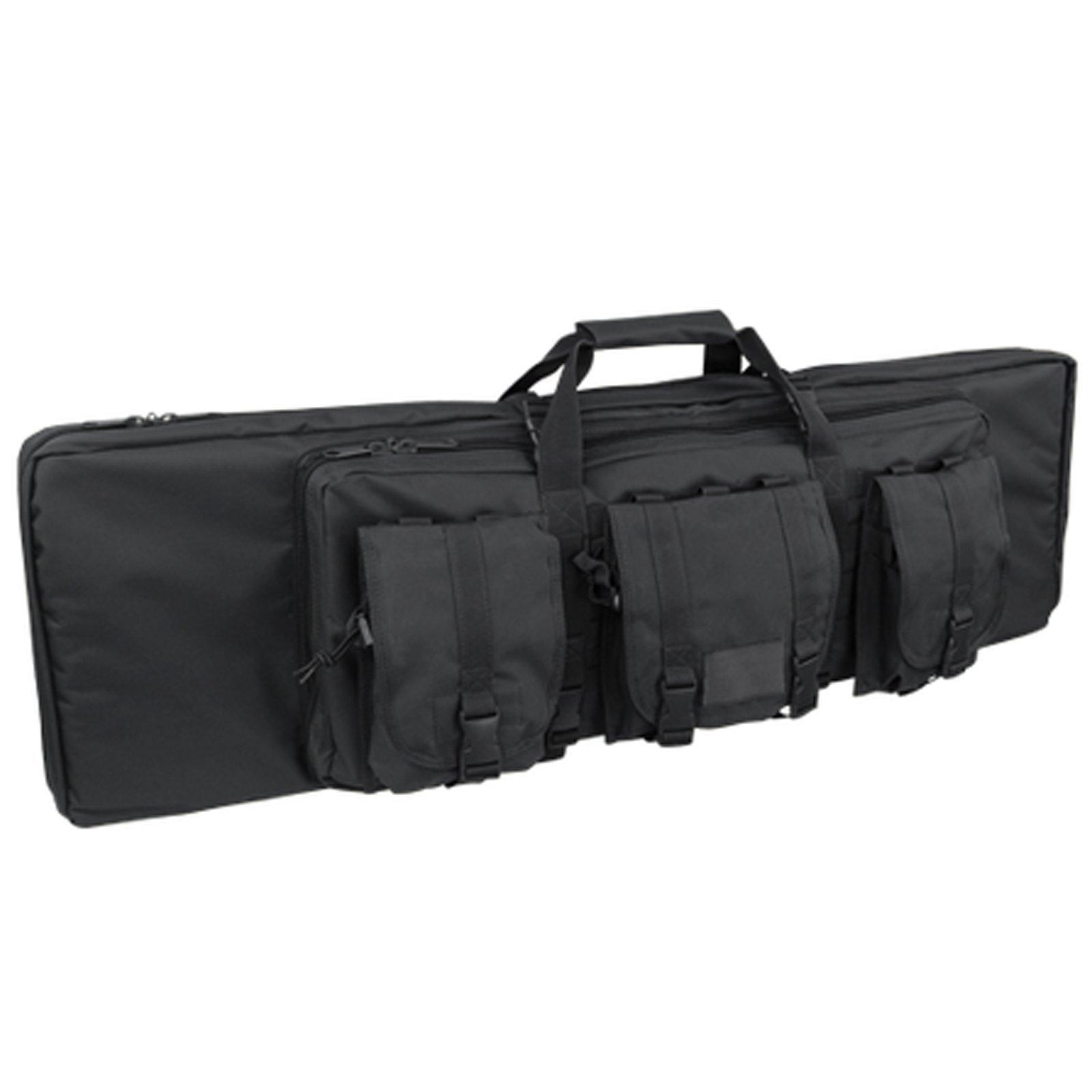 Condor 159 46'' Double Rifle Case - Black