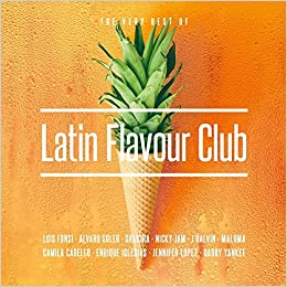 Latin Flavour Club: 0600753836590: Amazon com: Books