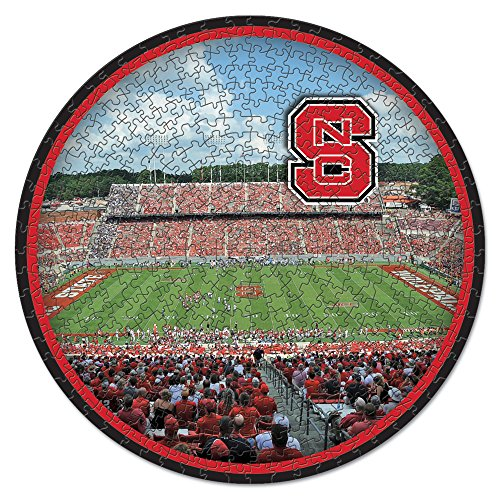 NCAA North Carolina State Wolfpack Stadium Puzzle 500-Piece ()