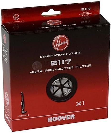 Find A S117 Filtro Pre-Motore Hepa di Ricambio per aspirapolvere Hoover 39400245 39400241 39400238