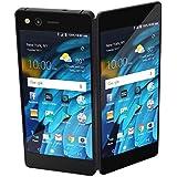 ZTE Axon M Z999 64GB Unlocked GSM Dual-Screen Phone w/ 20MP Camera - Black