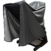 Treadmill Cover, Folding Running Machine Protective Cover Dustproof Waterproof Cover Heavy Duty and Water-Resistant Fitness Equipment Fabric Ideal for Indoor Or Outdoor use(Gray)