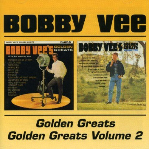 Golden Greats/Golden Greats, Vol. 2 (The Very Best Of Bobby Vee)