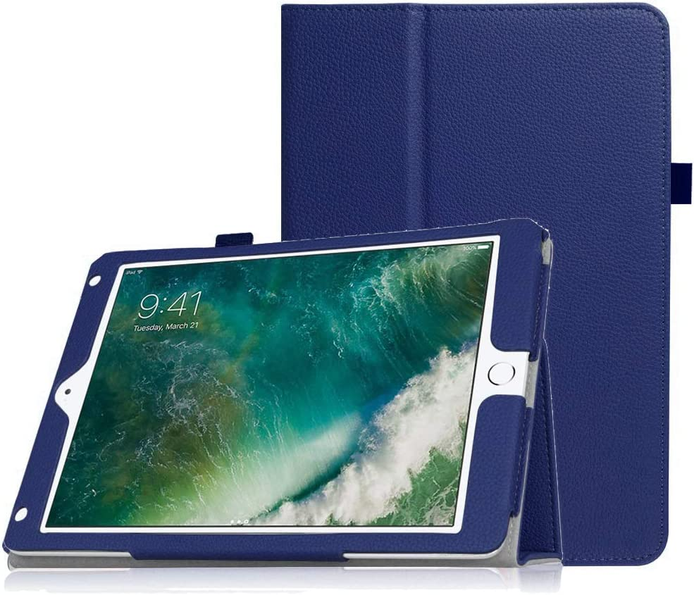 iPad Mini 1/2/3 Case - Corner Protection Stand Smart Cover Case with Auto Sleep/Wake Feature for Apple iPad Mini 1 / iPad Mini 2 / iPad Mini 3 (Navy 03) …