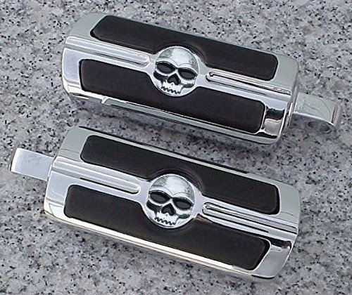 Pegs for Harley Davidson Softail Dyna Glide Sportster ()