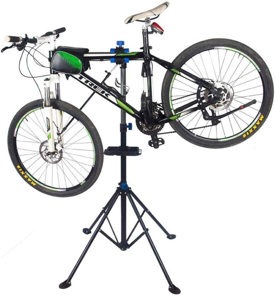 YWAWJ Reparación de bicicleta portátil soporte ajustable Frame ...