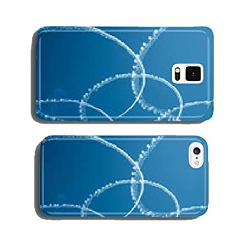 online store 930b8 38f1b Wheel to draw the blue sky cell phone cover case: Amazon.co.uk ...