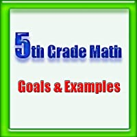 5th Grade Math (for Kindle, Tablet & Phone)