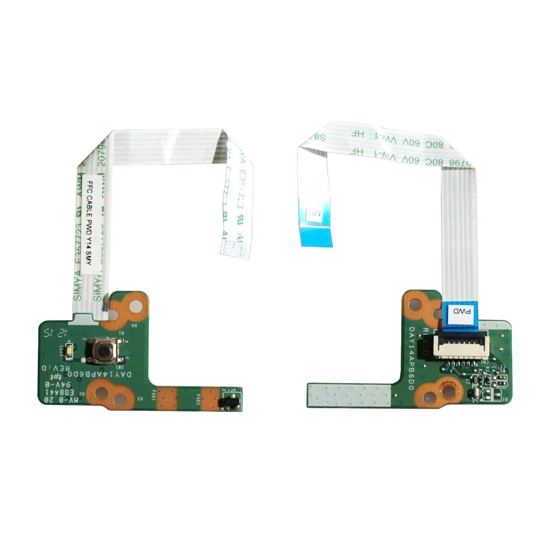 Boton encendido para HP 15-P 15-K Series 15-P021CY 15-P021NR