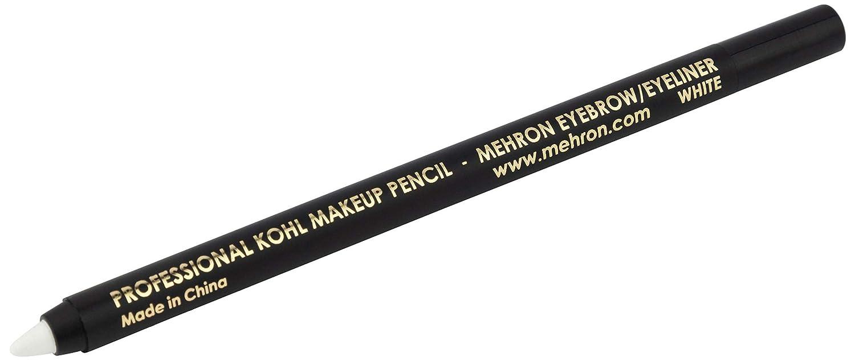 Mehron Makeup ProPencil Slim (.4 oz) (White)