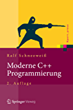 Moderne C++ Programmierung: Klassen, Templates, Design Patterns (Xpert.press)